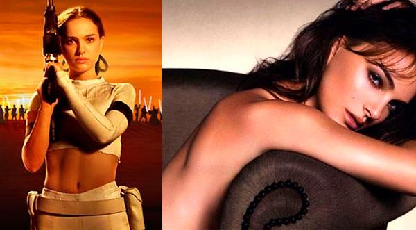 Video Natalie Portman Se Desnuda Para Campaña Publicitaria