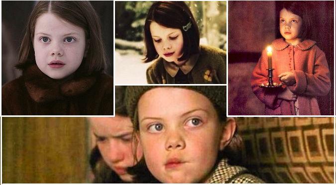 Recuerdas A La Adorable Lucy De Las Crónicas De Narnia Checa Cómo