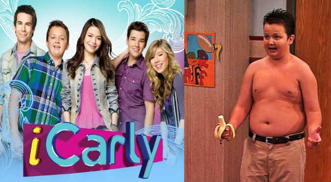 Icarly Mira El Increíble Cambio De Gibby Fotos Entretenimiento