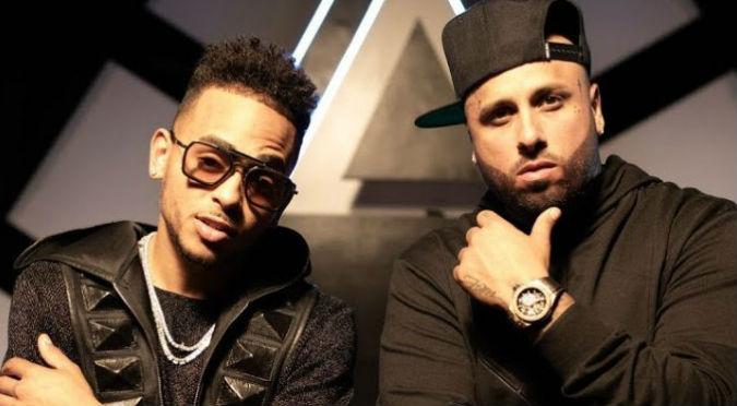 Nicky Jam y Ozuna celebran éxito de 'Te robaré' en YouTube (VIDEO)   Entretenimiento   Radio Onda Cero
